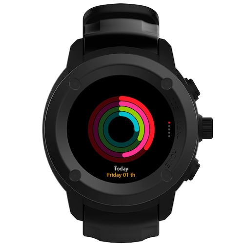 Smartwatch Multilaser Sw2 Plus - Preto