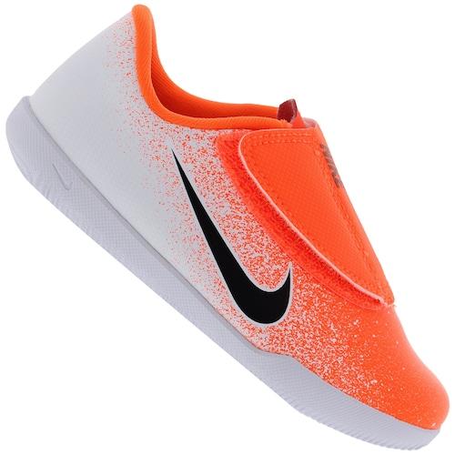 17e2931279 Menor preço em Chuteira Futsal Nike Mercurial Vapor 12 Club IC - Infantil