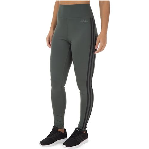 Menor preço em Calça Legging adidas D2M 3S HR LT - Feminina