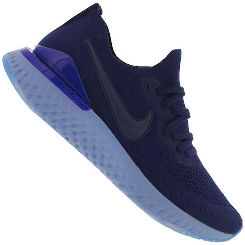 8f7d221892f17 Tênis Nike Epic React Flyknit 2 - Masculino - Reduza