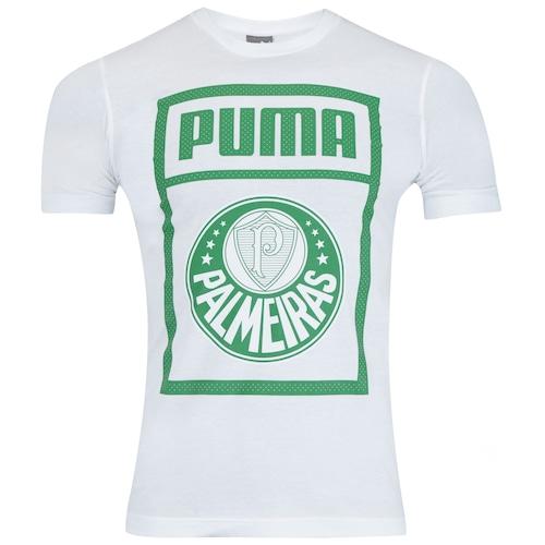 Camiseta do Palmeiras Graphic 2019 Puma - Masculina a0570f577b2