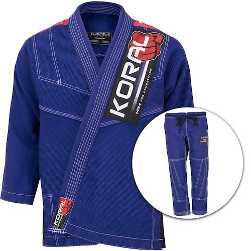 Menor preço em Kimono Jiu-Jitsu Koral MKM Competition - Adulto