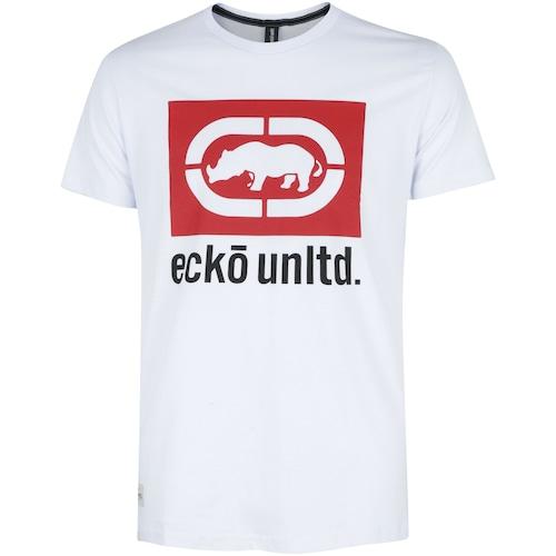 4e4e477675 Camiseta Ecko Estampada E505A - Masculina - Reduza