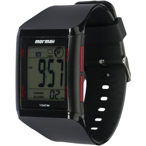Menor preço em Relógio Digital Mormaii MO1800 - Masculino