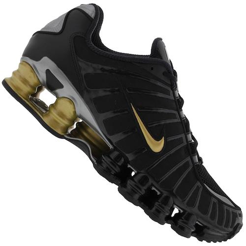 Tênis Nike Shox TL Neymar Jr. - Masculino - Centauro