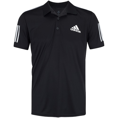 Camisa Polo adidas Club 3STR - Masculina