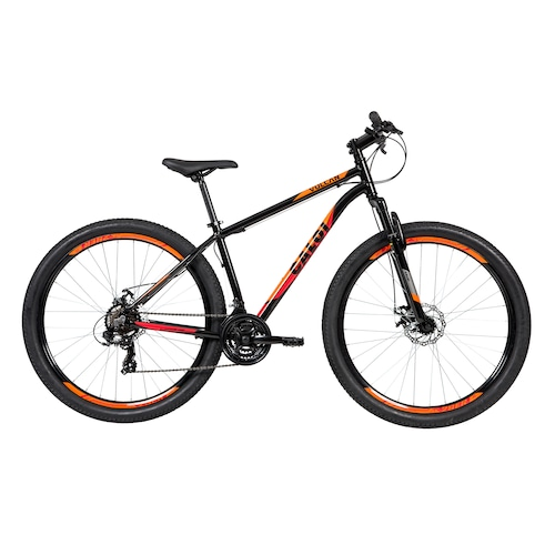 Menor preço em Mountain Bike Caloi Vulcan - Aro 29 - Freio a Disco Mecânico - Câmbio Traseiro Shimano - 21 Marchas