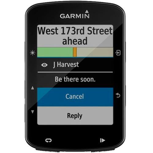 Menor preço em Ciclocomputador Garmin Edge 520 Plus Sensor Bundle com GPS