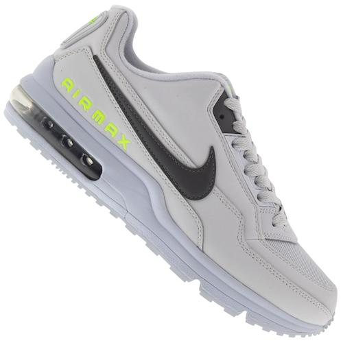 venta de liquidación estilo máximo grande descuento venta Tênis Nike Air Max LTD 3 - Masculino - CINZA CLARO | Menor preço ...