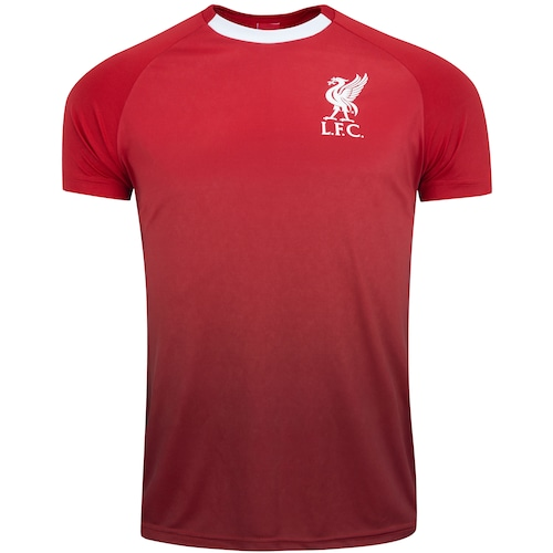 Camiseta Liverpool Degradê - Masculina