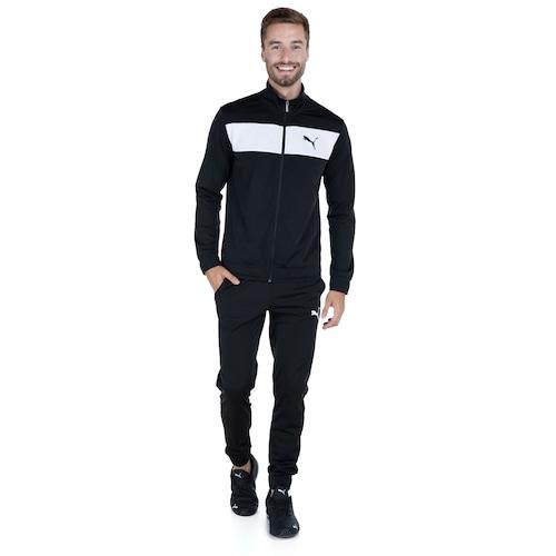 Menor preço em Agasalho Puma Techstripe Tricot Suit CL - Masculino