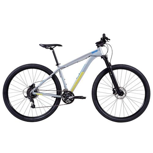 Bicicleta Caloi Atacama T19 Aro 29 Susp. Dianteira 24 Marchas - Cinza