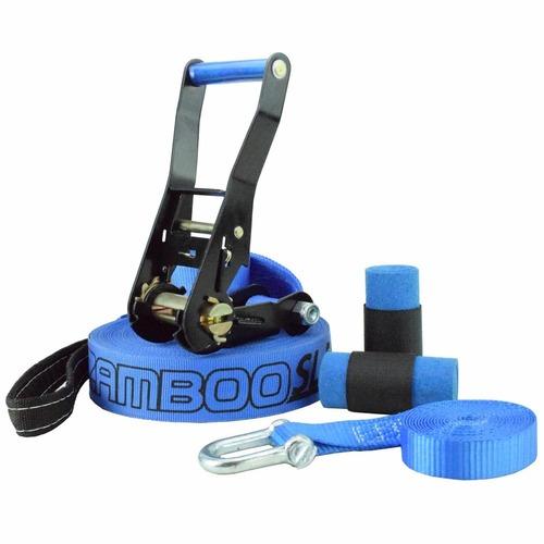 Slackline Zamboo Pro Black - 20m