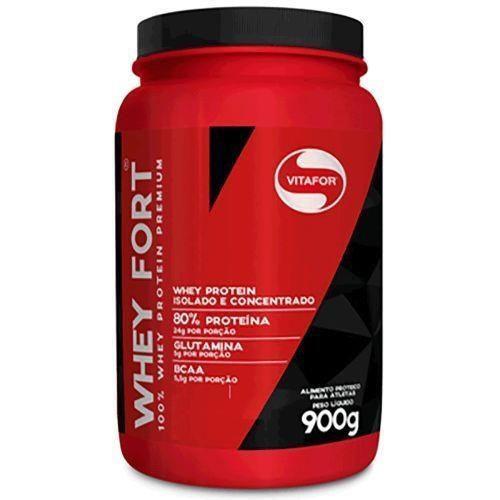 4414442d185d3 Whey Protein Vitafor Whey Fort - Laranja com Acerola - 900g