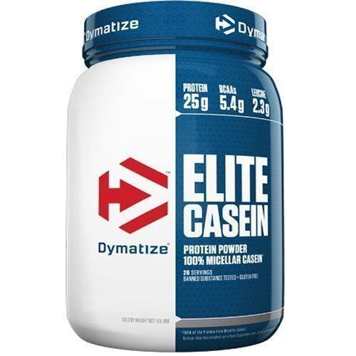6a5dc8d18 Whey Micellar Dymatize Nutrition Elite Casein - Smooth Vanilla - 907g
