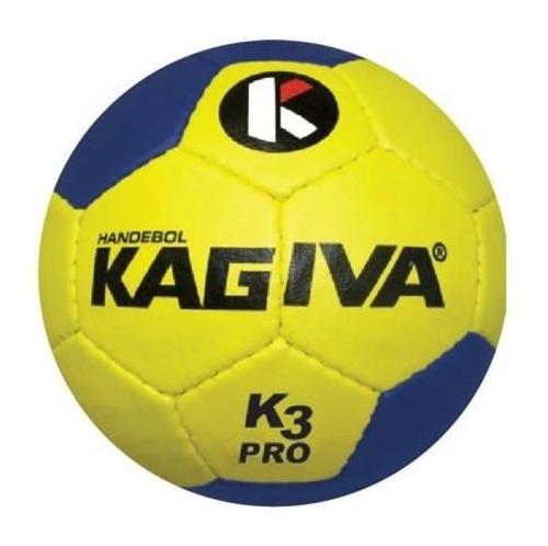 e9c02609a0 Bola de Handebol Kagiva K3 Pró Costurada