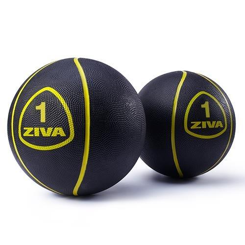 Medicine Ball Ziva Sólida - 1Kg dd630c34cc