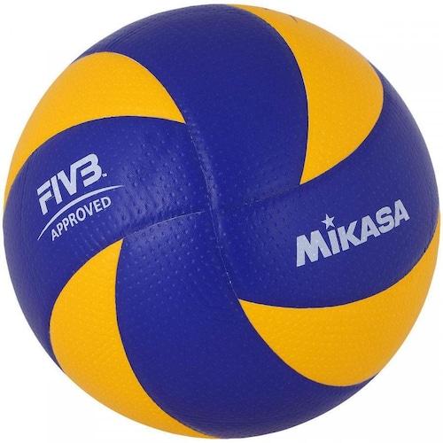 ae3a6b27b2 Menor preço em Bola de Vôlei Mikasa Oficial - MVA200 - Azul Amarelo