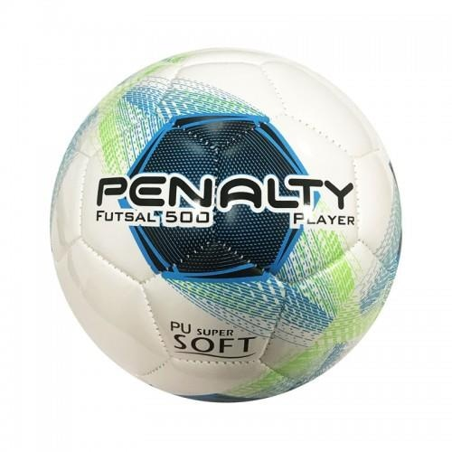 a5a143fe28 Bola de Futsal Penalty 500 Player VIII Costurada