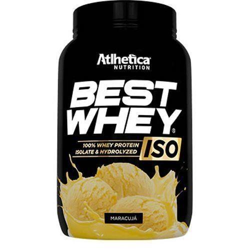 Best Whey Iso Atlhetica - Maracujá - 900g