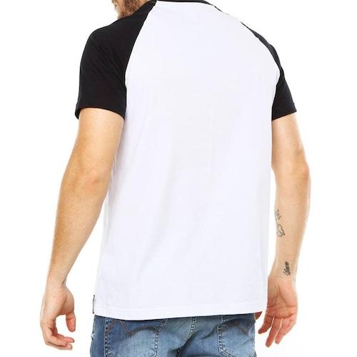 Camiseta Criativa Urbana Raglan Lisa - Masculina 7c8d67cb96452