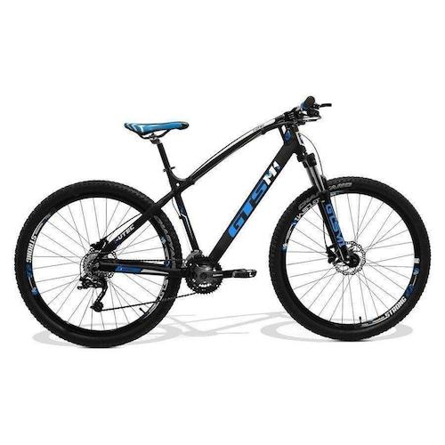 Bicicleta Gts M1 I-vtec Absolute T17 Aro 29 Susp. Dianteira 27 Marchas - Laranja/preto