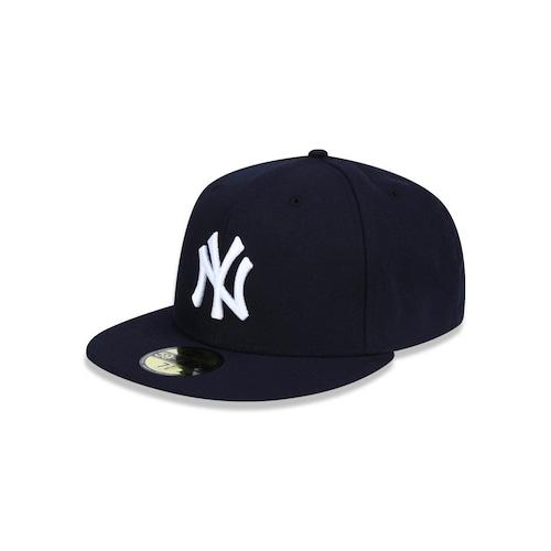 589a3319d8 Boné Aba Reta New Era 5950 MLB New York Yankees 17689 - Fechado - Adulto