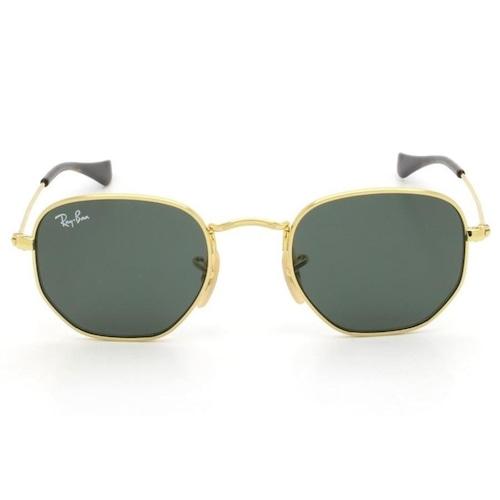 6d044bdf6 Óculos de Sol Ray Ban Junior Hexagonal 223/71/44 - Infantil