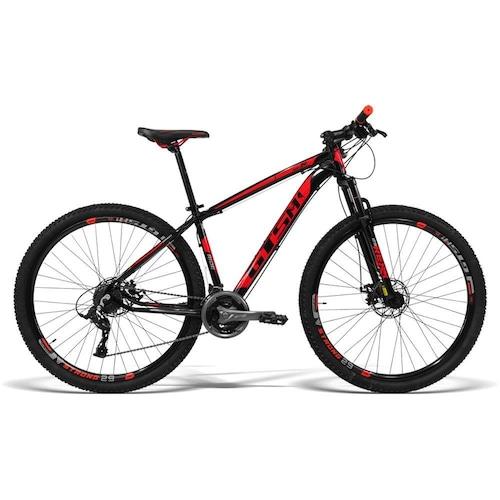 Bicicleta GTS M1 Ride New TSI - Aro 29 - Freio a Disco - Câmbio Traseiro - 21 Marchas - Adulto