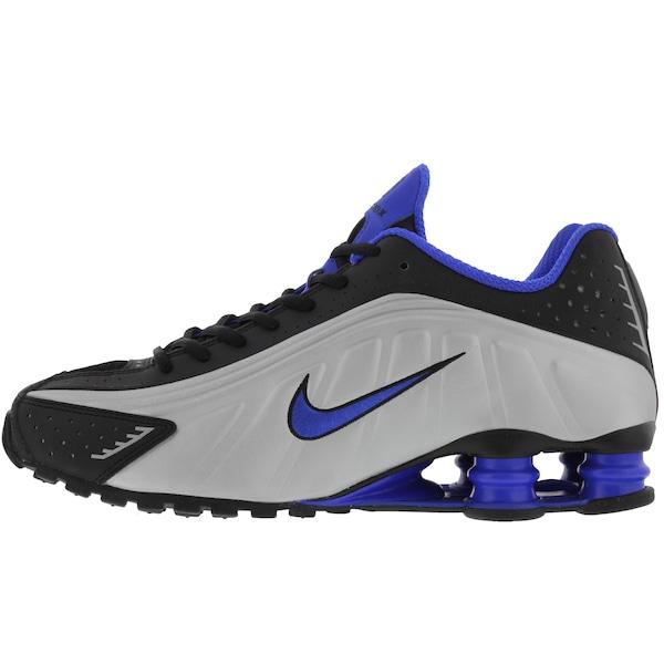 online store ac5a3 8db96 Tênis Nike Shox R4 - Masculino