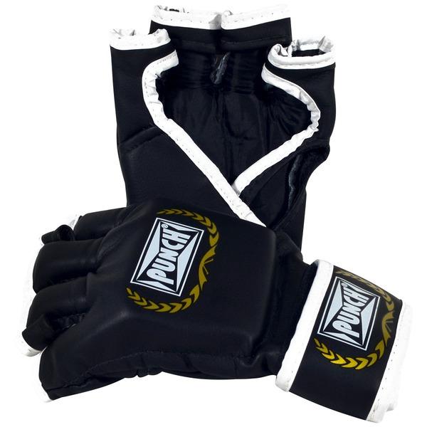 Luvas Punch Vale-Tudo Velcro - Adulto