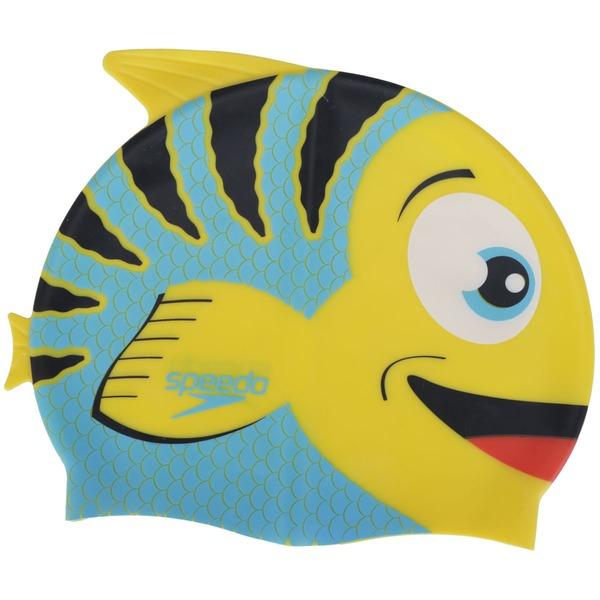 Touca de Natação Speedo Fish Cap - Infantil