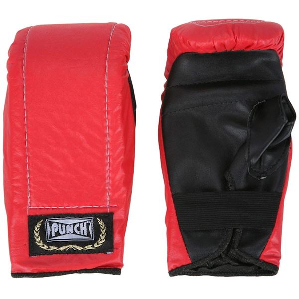 Kit de Boxe com Saco de Pancada e Luvas de Boxe Punch Combate - Infantil