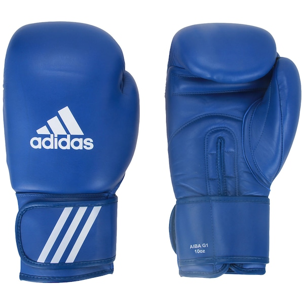 Luvas de Boxe adidas Olímpica Leather 10 OZ