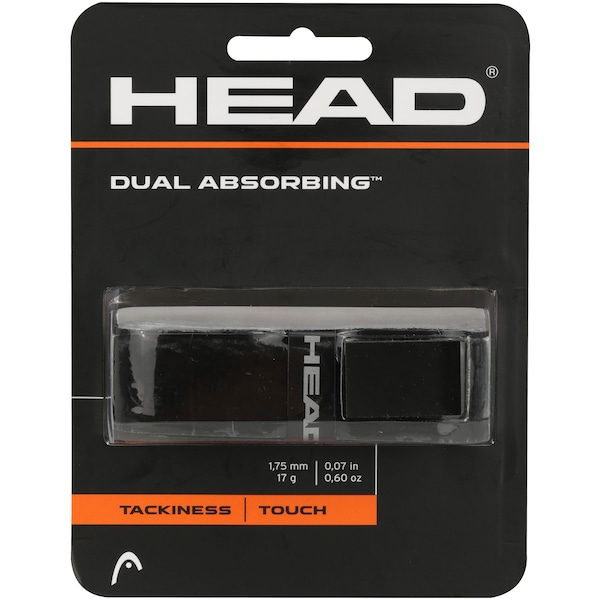 Cushion Grip Head Dual Absorbing
