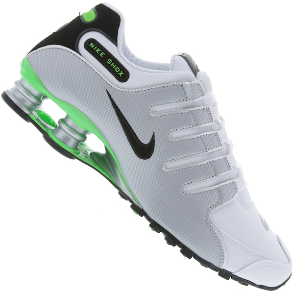 a18b919ef52ab Tênis Nike Shox NZ SI - Masculino