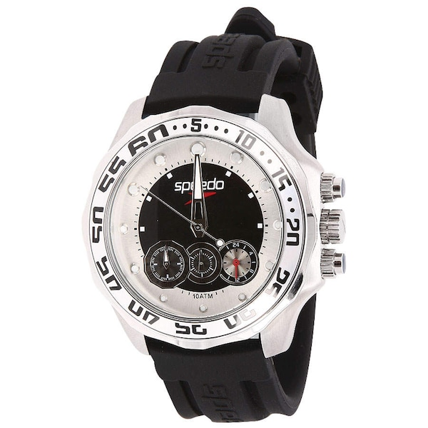 Relógio Masculino Analógico Speedo com Cronógrafo Absolute 24819G0