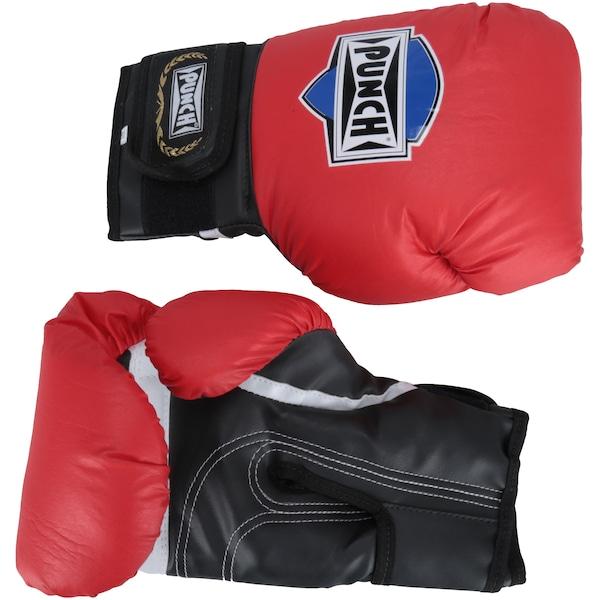 Luvas de Boxe Punch Amador - 14 OZ - Adulto