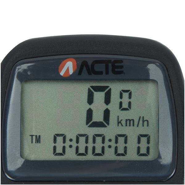 Ciclocomputador Digital para Bike Acte Sports A7 com 14 Funções