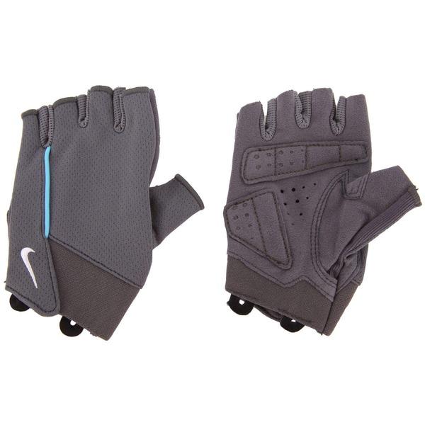 Luvas para Academia com Polegar Nike Fitness Gloves - Adulto
