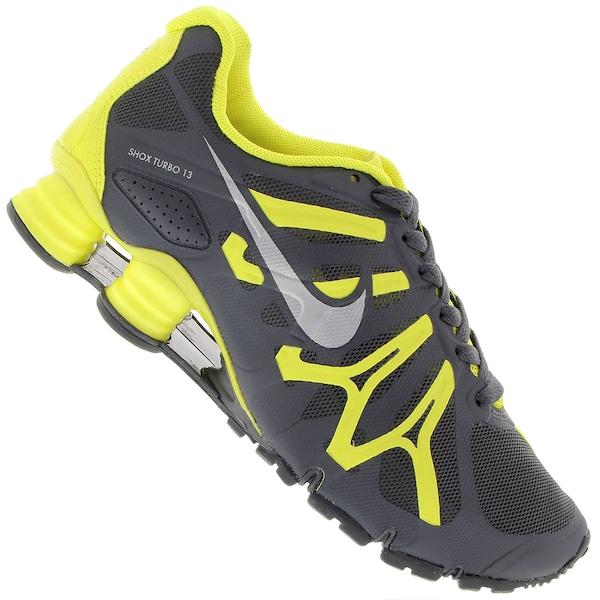 3496d0fd205 Tenis Nike Shox Turbo +13 - Masculino