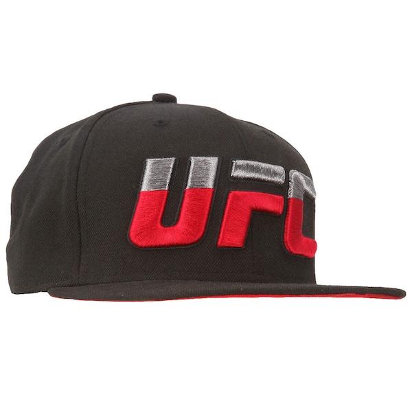 Boné Aba Reta UFC Gradient - Fechado - Adulto