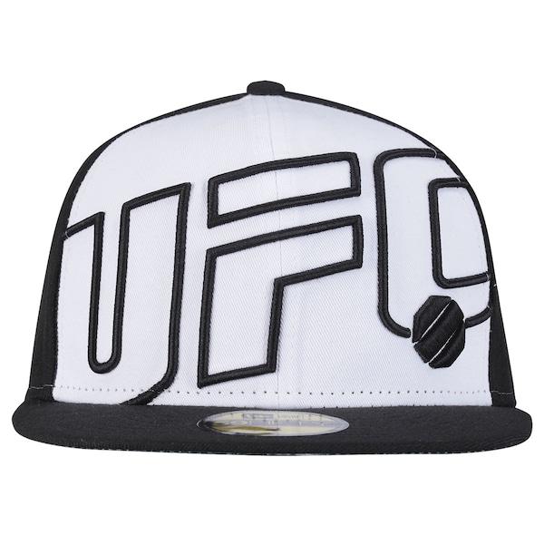 Boné Aba Reta UFC Bicolor - Fechado - Adulto