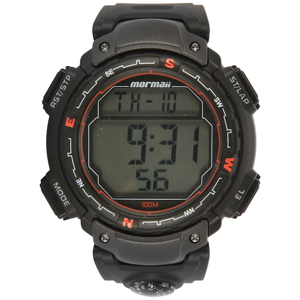 Relógio Masculino Digital Mormaii Y7341c