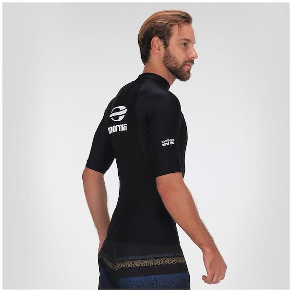 ba8fabe3bf5e2 ... Camisa de Surf de Lycra com Proteção Solar UV50+ Mormaii S507EXT -  Masculina ...