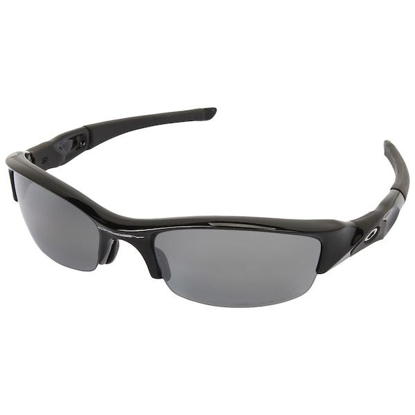 Óculos de Sol Oakley Flak Jacket  Polarizado 12900 - Unissex