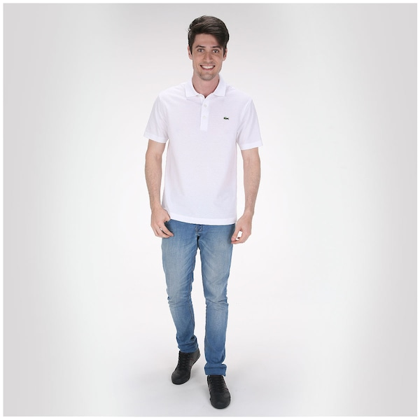 5739ef2407b9d Camisa Polo Lacoste Super Light - Masculina