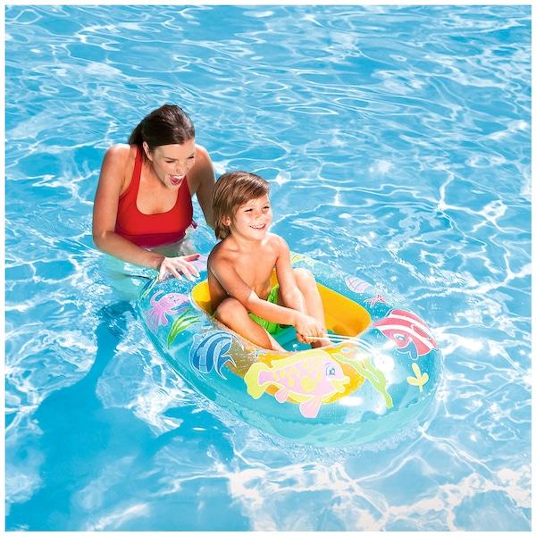 Bote Inflável Bestway Peixinhos - Infantil