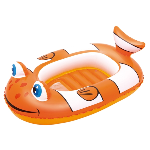 Bote Inflável Bestway Peixe-Palhaço Little Buddy - Infantil