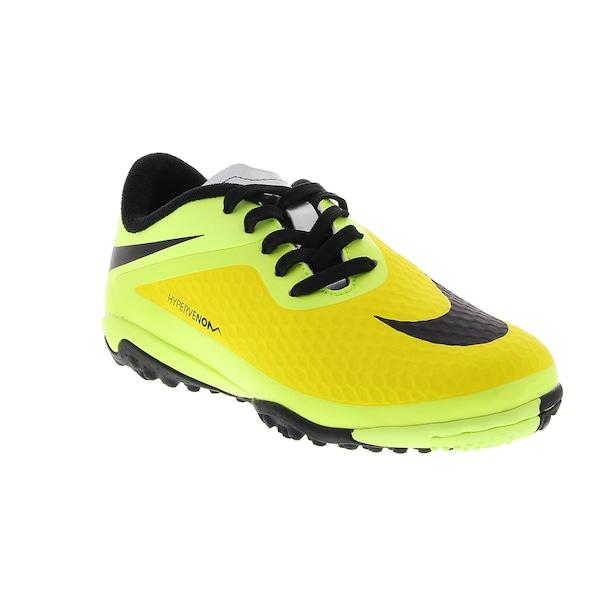 528bb68fce374 Chuteira Society Nike Hypervenom Phelon TF - Infantil